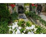 Cmentarz Grabiszyn we Wrocławiu Maria Jóźwiak, z domu Górska (28.08.1898-05.08.1987) Piotr Jóźwiak (15.05.1899-03.10.1978) Barbara Wachter, z domu Deutschman (26.11.1949-21.07.2019)